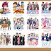 Anime icons - Winter 2014