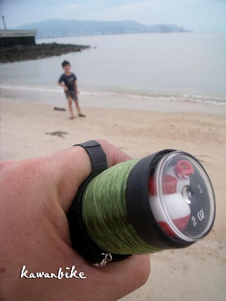 Kawanbike my mini fishing kit for Pocket fishing kit