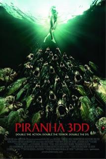 Piranha 3DD 2012