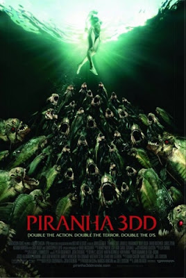 Piranha 3DD 2012 Movie