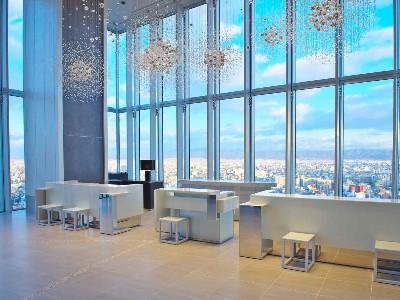 大阪萬豪都酒店 Osaka Marriott Miyako Hotel