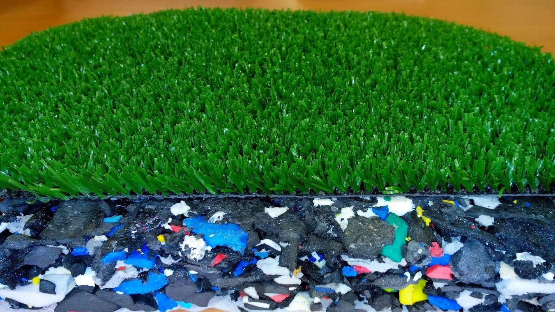 Casares informacion se instala el nuevo suelo de - Parque suelo ...