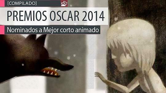 Nominados a los Premios Oscar 2014, Mejor corto animado.