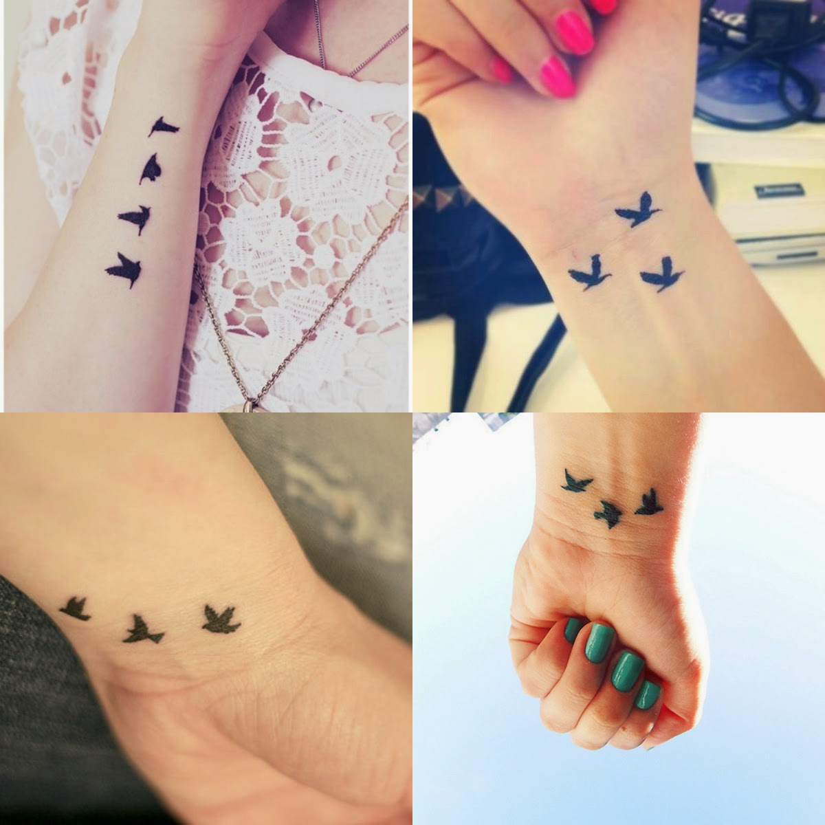 Wrist tattoos  Part 1  Tattoowise