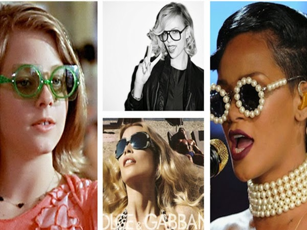 Five Iconic Spectacle Styles