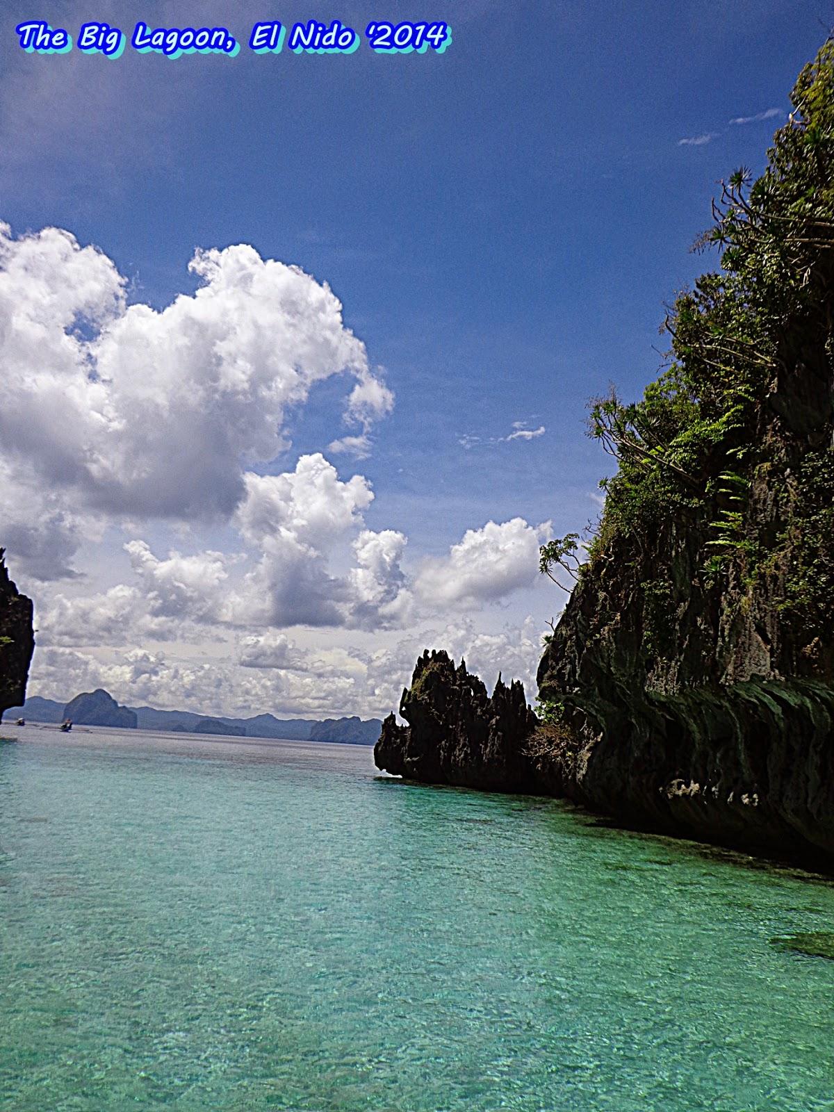 Big Lagoon, Tour A, El Nido, Palawan