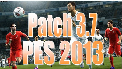 free download patch 3.7 pes 2013