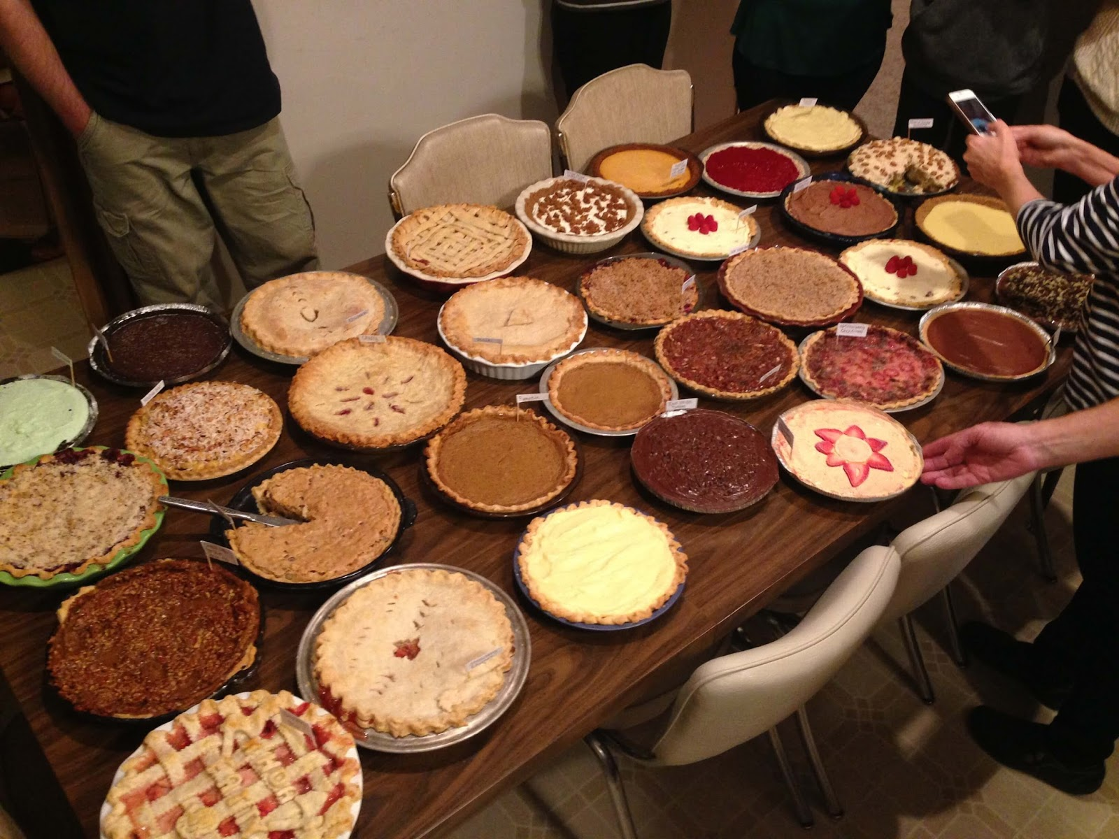 15 Must Make Thanksgiving Desserts 365 Days Of Slow