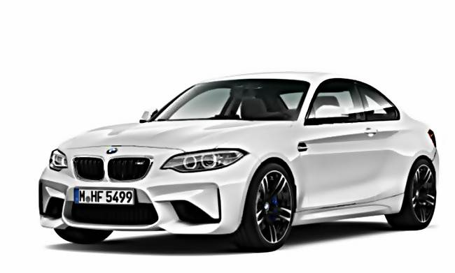 2016 BMW M2 Redesign