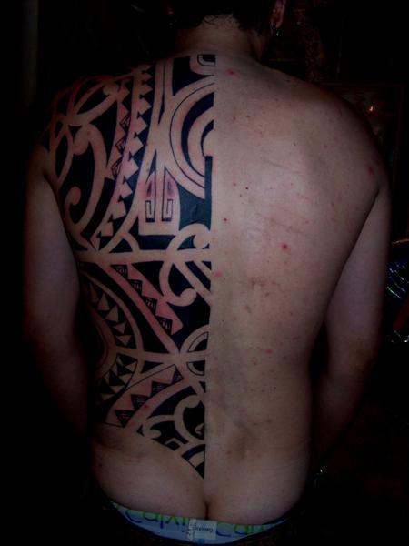 Imágenes de tatuajes maories :