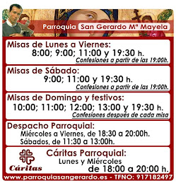 HORARIO DE INVIERNO