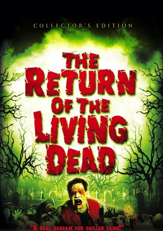 Filme Mortos Vivos regarding crítica] a volta dos mortos vivos - meu mundo alternativo