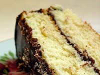 Basic Yellow Butter Cake