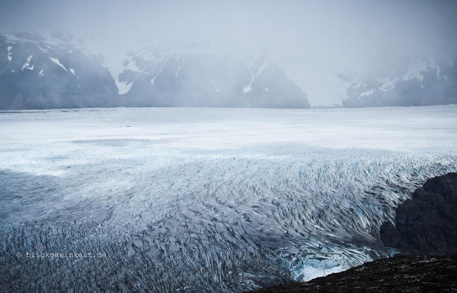 Grey-Gletscher, Torres del Paine