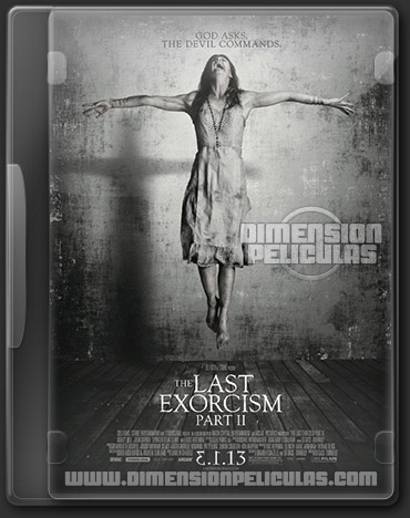 The Last Exorcism Part II (DVDRip Ingles Subtitulada) (2013)