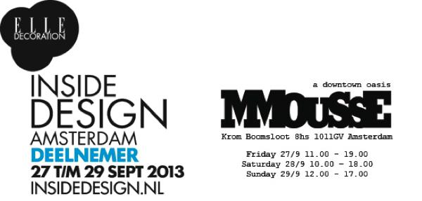 mmousse inside design amsterdam 2013