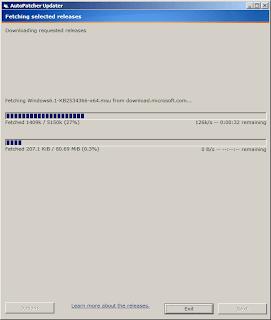 AutoPatcher Install Windows Updates Offline