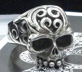 Big Black Maria - baby skull