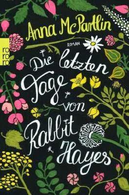 Die letzten Tage von Rabbit Hayes von Anna McPartlin