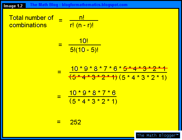 combination and permutation worksheet