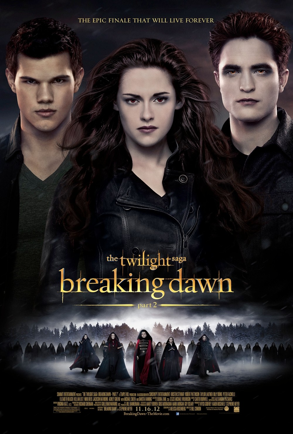 new breaking dawn part 2 poster to be revealed in puzzle