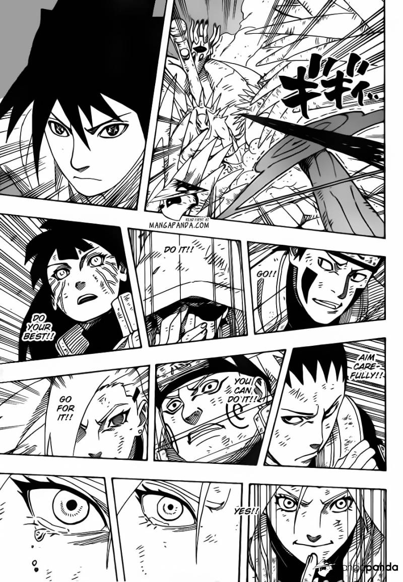 13, Naruto chapter 634   NarutoSub