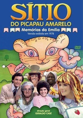 Sítio do Picapau Amarelo Séries Torrent Download completo