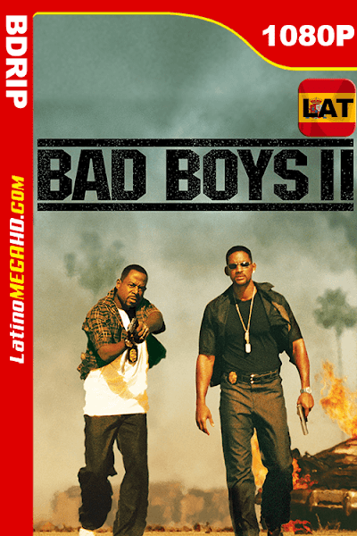 Bad Boys II (2003) REMASTERED Latino HD BDRip 1080P ()