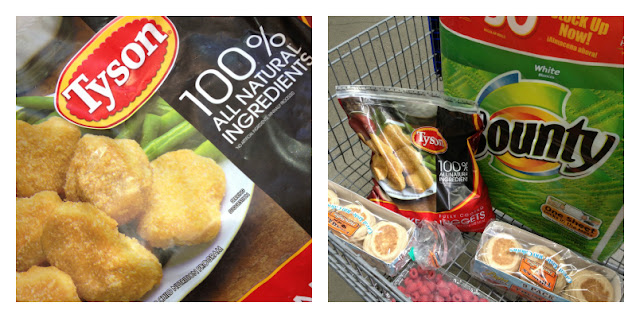 #Mealstogether Tyson Chicken Nuggets at Sam's Club