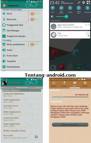 JellyPop Rom Custom Rom Samsung Galaxy Core ala Android versi 5 Lollipop
