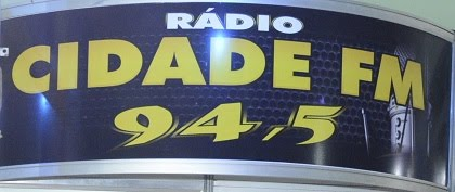 RÁDIO CIDADE 94,5 FM