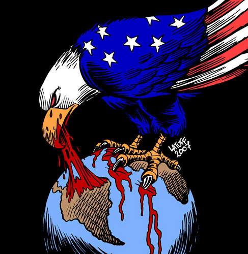 A Briefing on History of U.S. Military Global Terrorism