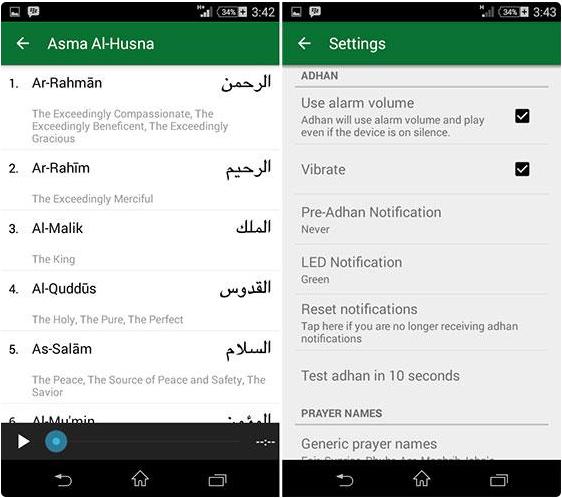 Muslim Pro Premium v7.3.1 Full APK