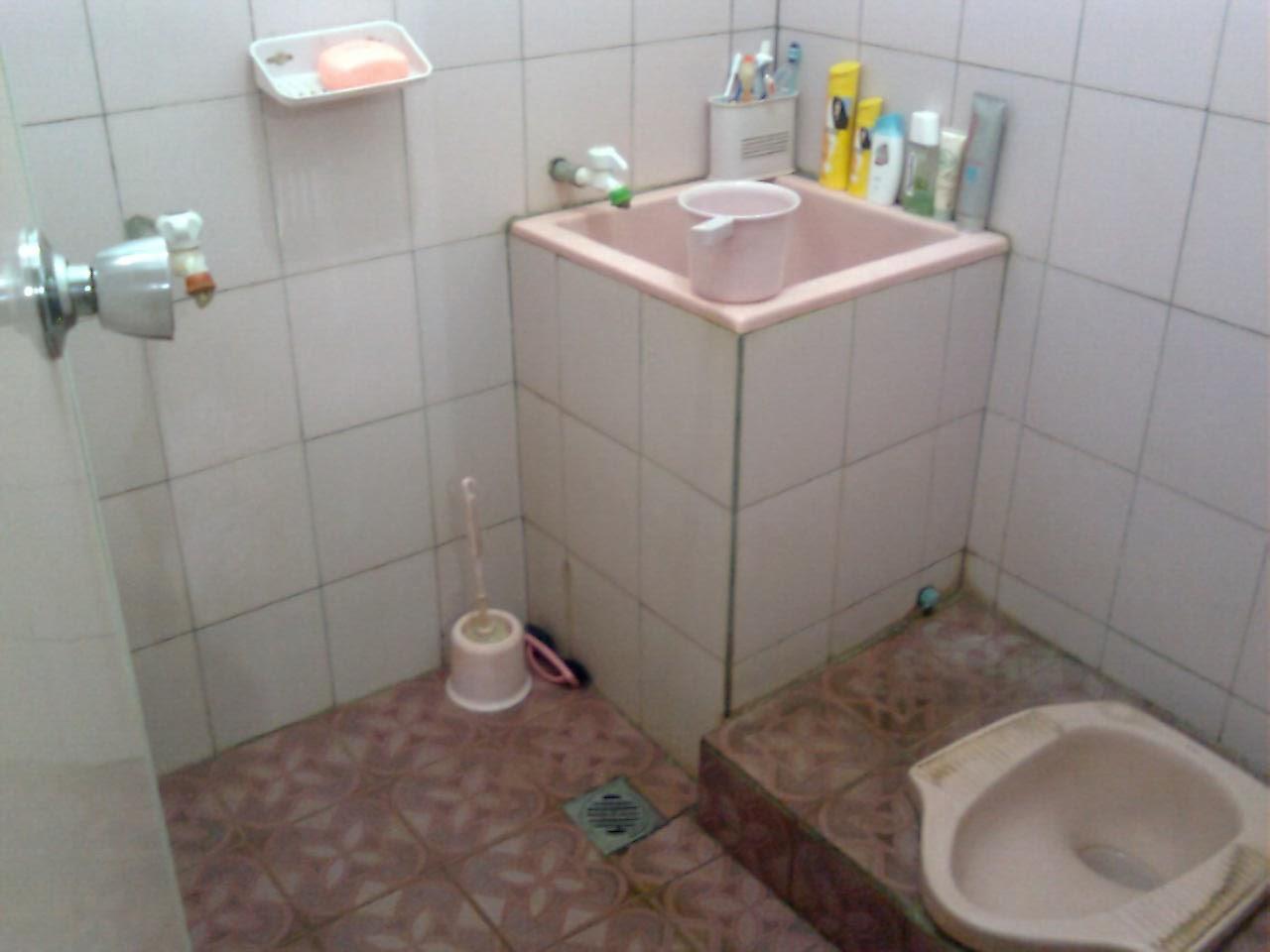 model desain kamar mandi sederhana modern model rumah modern