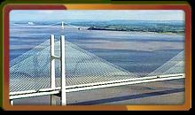 Севернский мост - дорога из англии к древностям южного уэльса.