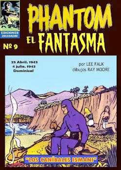 EL FANTASMA Nº 009