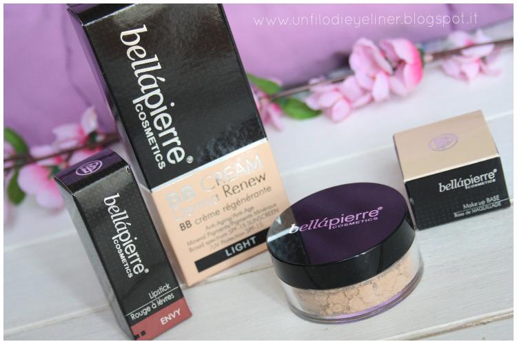 Preview: Bellàpierre Cosmetics