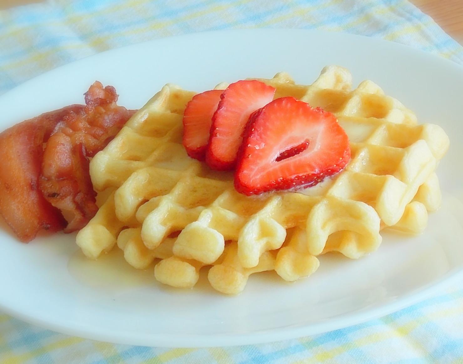 The Life & Loves of Grumpy's Honeybunch: Waffles II