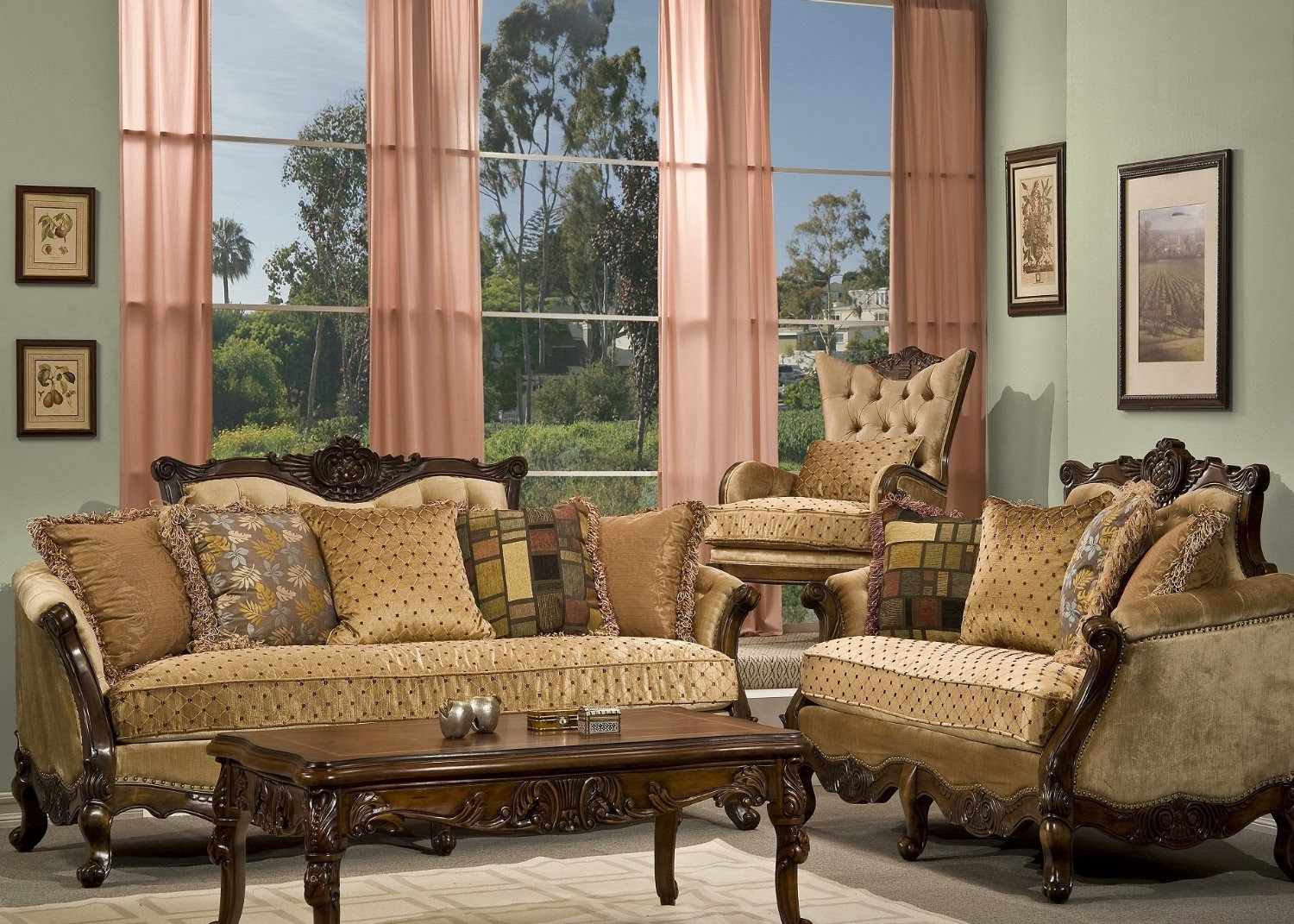 antique victorian sofa set victorian sofa set. Black Bedroom Furniture Sets. Home Design Ideas