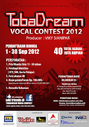 Toba Dream Vocal Contest 2012