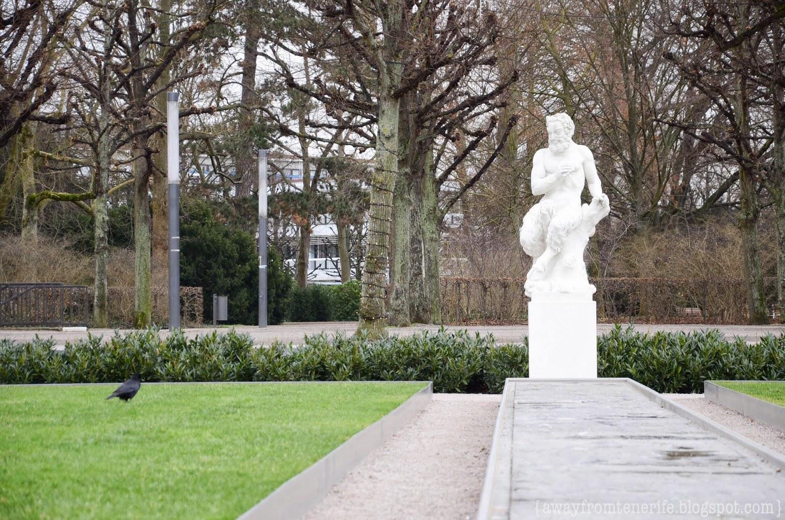 Karlsruhe Schloss gardens