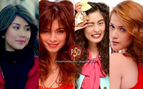 2014 FAMAS nominees list announced; Sarah Geronimo, Angel Locsin, Kim Chiu, Bea Alonzo compete for Best Actress category