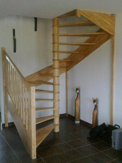 Escoger un buen dise o de escalera de caracol home - Escaleras de diseno ...