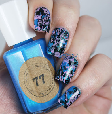 Fresh Alcohol Marble by Bedlam Beauty