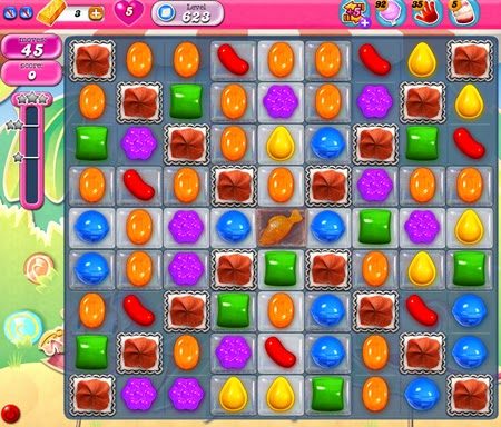 Candy Crush Saga 623
