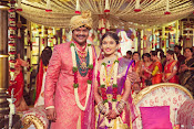 Manoj Pranitha wedding photos gallery-thumbnail-1