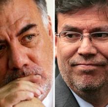 Arenas en ruta de colisión con Andrade por la agenda laboral