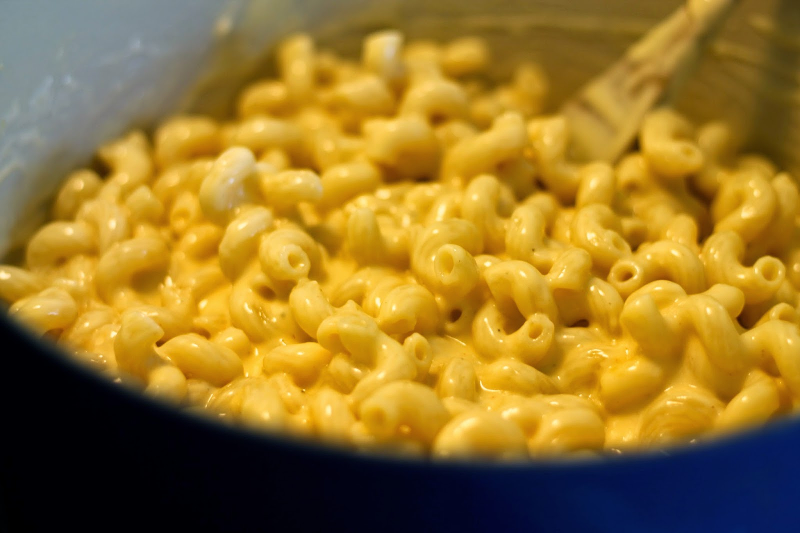 Young and Entertaining: Stove Top Macaroni and Cheese