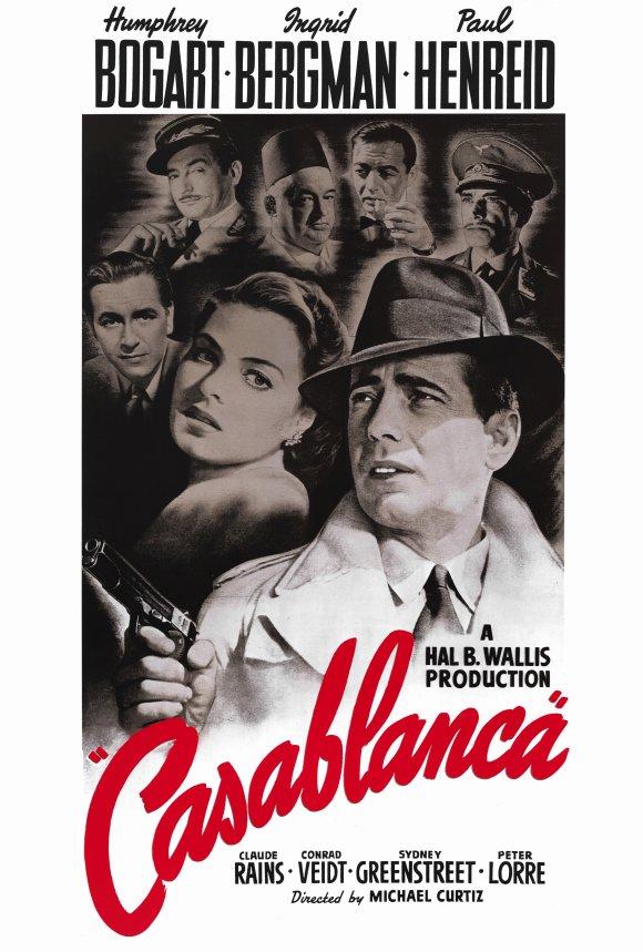 Casablanca (1942) Español Latino
