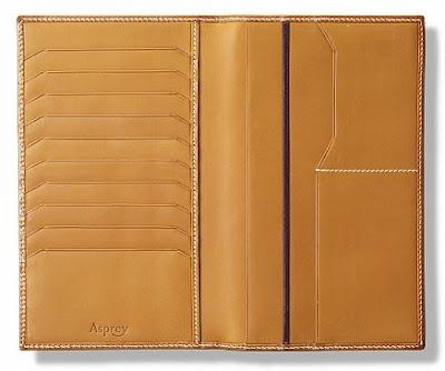 Wallets: reader question